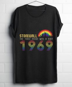 Official Stonewall The First Pride Was A Riot 1969 LGBT Rainbow Pride shirt 1 1 247x296 - Official Stonewall The First Pride Was A Riot 1969 LGBT Rainbow Pride shirt
