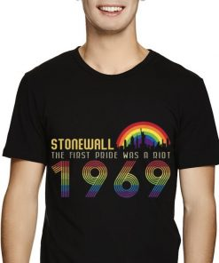 Official Stonewall The First Pride Was A Riot 1969 LGBT Rainbow Pride shirt 2 1 247x296 - Official Stonewall The First Pride Was A Riot 1969 LGBT Rainbow Pride shirt