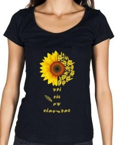 Official Sunflower sign language you are sunshine shirt 1 1 247x296 - Official Sunflower sign language you are sunshine shirt
