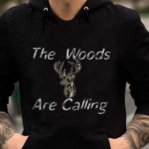 Official The Woods Are Calling Deer Hunting Shirt 2 1 510x510 - Official The Woods Are Calling Deer Hunting Shirt