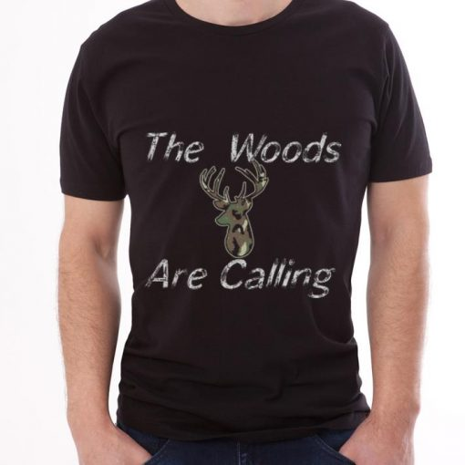 Official The Woods Are Calling Deer Hunting Shirt 3 1 510x510 - Official The Woods Are Calling Deer Hunting Shirt