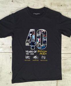 Original 40 years of 1980 2020 Depeche Mode signatures shirt 1 1 247x296 - Original 40 years of 1980-2020 Depeche Mode signatures shirt