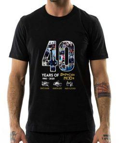 Original 40 years of 1980 2020 Depeche Mode signatures shirt 2 1 247x296 - Original 40 years of 1980-2020 Depeche Mode signatures shirt