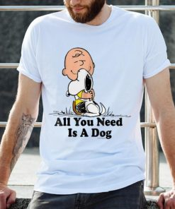 Original All You Need Is a Dog Snoopy Peanuts shirt 2 1 247x296 - Original All You Need Is a Dog Snoopy Peanuts shirt