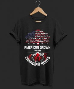 Original American Grown With Canadian Roots Usa Flag Shirt 1 1 247x296 - Original American Grown With Canadian Roots Usa Flag Shirt