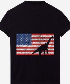 Original Brontosaurus Dino Dinosaur 4th Of July Shirt 1 1 247x296 - Original Brontosaurus Dino Dinosaur 4th Of July Shirt