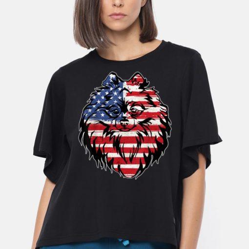 Original Funny Pomeranian American Flag 4th Of July shirt 3 1 510x510 - Original Funny Pomeranian American Flag 4th Of July shirt