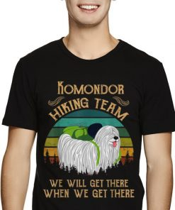 Original Komondor Hiking Team We Will Get There Vintage Shirt 2 1 247x296 - Original Komondor Hiking Team We Will Get There Vintage Shirt