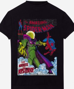 Original Marvel Comics Spider man Mysterio Cover Graphic Shirt 1 1 247x296 - Original Marvel Comics Spider-man Mysterio Cover Graphic Shirt