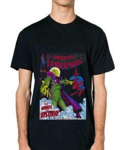 Original Marvel Comics Spider man Mysterio Cover Graphic Shirt 2 1 247x296 - Original Marvel Comics Spider-man Mysterio Cover Graphic Shirt
