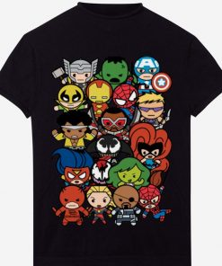 Original Marvel Heroes And Villains Team Kawaii Graphic Shirt 1 1 247x296 - Original Marvel Heroes And Villains Team Kawaii Graphic Shirt