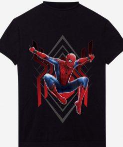 Original Marvel Spider man Far From Home Geometric Jumping Portrait Shirt 1 1 247x296 - Original Marvel Spider-man Far From Home Geometric Jumping Portrait Shirt