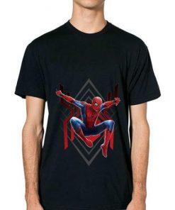 Original Marvel Spider man Far From Home Geometric Jumping Portrait Shirt 2 1 247x296 - Original Marvel Spider-man Far From Home Geometric Jumping Portrait Shirt