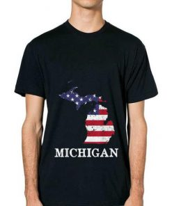 Original Michigan Map State American Flag 4th Of July Pride Tee Shirt 2 1 247x296 - Original Michigan Map State American Flag 4th Of July Pride Tee Shirt