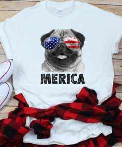 Original Pug 4th Of Julys Merica Men Women Usa American Flag Shirt 1 1 247x296 - Original Pug 4th Of Julys Merica Men Women Usa American Flag Shirt