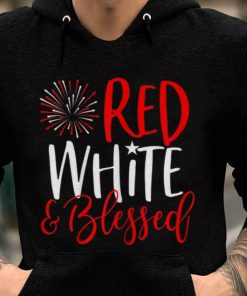 Original Red White And Blessed 4th of July Cute Patriotic America Shirt 2 1 247x296 - Original Red White And Blessed 4th of July Cute Patriotic America Shirt