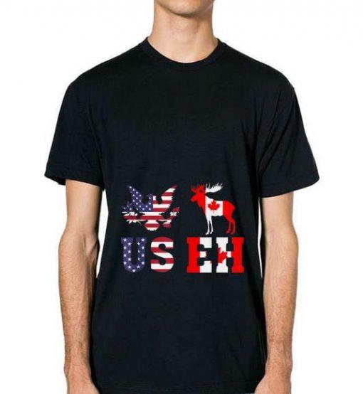Original Useh America Canada Flag Usa American Canadian Shirt 2 1 510x554 - Original Useh America Canada Flag Usa American Canadian Shirt