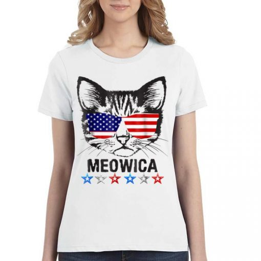 Premium 4th Of July American Flag Cat Meowica shirt 3 1 510x510 - Premium 4th Of July American Flag Cat Meowica shirt