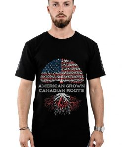Premium American Grown Canadian Roots Us Flag Happy Independence Day And Canada Day shirt 2 1 247x296 - Premium American Grown Canadian Roots Us Flag Happy Independence Day And Canada Day shirt