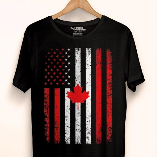 Premium Canada Flag For 4th July USA Canadian Flag Happy Independence Day And Canada Day shirt 1 1 510x510 - Premium Canada Flag For 4th July USA Canadian Flag Happy Independence Day And Canada Day shirt
