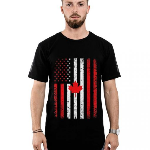 Premium Canada Flag For 4th July USA Canadian Flag Happy Independence Day And Canada Day shirt 2 1 510x510 - Premium Canada Flag For 4th July USA Canadian Flag Happy Independence Day And Canada Day shirt