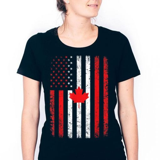 Premium Canada Flag For 4th July USA Canadian Flag Happy Independence Day And Canada Day shirt 3 1 510x510 - Premium Canada Flag For 4th July USA Canadian Flag Happy Independence Day And Canada Day shirt