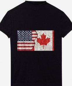 Premium Canadian American Canadian American Flag shirt 1 1 247x296 - Premium Canadian American Canadian American Flag shirt