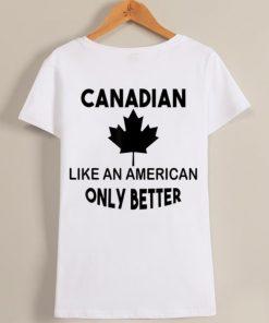 Premium Canadian For Canada Day Maple Leaf Graphic Tee shirt 1 1 247x296 - Premium Canadian For Canada Day Maple Leaf Graphic Tee shirt