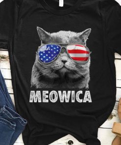 Premium Cat 4th Of Julys Meowica Merica Usa American Flag Shirt 1 1 247x296 - Premium Cat 4th Of Julys Meowica Merica Usa American Flag Shirt