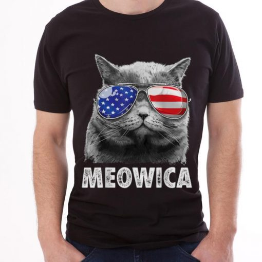 Premium Cat 4th Of Julys Meowica Merica Usa American Flag Shirt 3 1 510x510 - Premium Cat 4th Of Julys Meowica Merica Usa American Flag Shirt