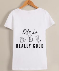 Premium Dog Cat Bird Life Is Really Good Animal Lover shirt 1 1 247x296 - Premium Dog Cat Bird Life Is Really Good Animal Lover shirt