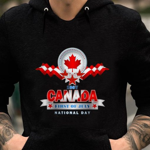 Premium First Of July Canada National Day Shirt 2 1 510x510 - Premium First Of July Canada National Day Shirt