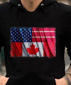 Premium Thanks Canada American Canadian Flag USA Friendship shirt 2 1 247x296 - Premium  Thanks Canada American Canadian Flag USA Friendship shirt