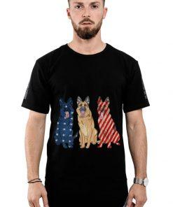 Premium Three German Shepherd Patriotic US American Flag July 4th shirt 2 1 247x296 - Premium Three German Shepherd Patriotic US American Flag July 4th shirt