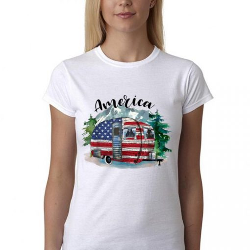 Pretty Camping America Flag July Of 4th Happy Independence Day shirt 3 1 510x510 - Pretty Camping America Flag July Of 4th Happy Independence Day shirt