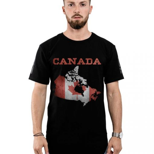 Pretty It s In My Dna Canadian Maple Leaf Canada Flags shirt 2 1 510x510 - Pretty It's In My Dna Canadian Maple Leaf Canada Flags shirt