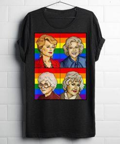 Pretty Rainbow Flag Golden Friend Girls LGBT Pride shirt 1 1 247x296 - Pretty Rainbow Flag Golden Friend Girls LGBT Pride shirt