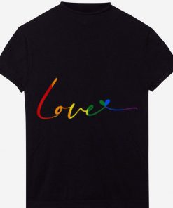 Pretty Rainbow Love LGBT With Heart Pride Month Gay Lesbian shirt 2 1 247x296 - Pretty Rainbow Love LGBT With Heart Pride Month Gay Lesbian shirt