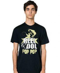 Reel Cool Pop Pop Fisherman Father Day shirt 2 1 247x296 - Reel Cool Pop Pop Fisherman Father Day shirt