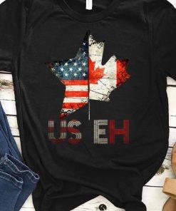 Retro Us Eh America Canada Patriotic sjirt 1 1 247x296 - Retro Us Eh America Canada Patriotic sjirt