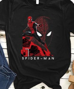 Spider man Far From Home Portrait Tech Background shirt 1 1 247x296 - Spider-man Far From Home Portrait Tech Background shirt