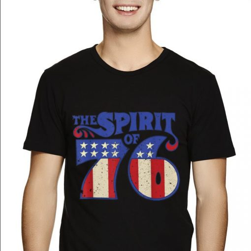 The Spirit 76 American Flag 4th Of July Independence Day shirt 2 1 510x510 - The Spirit 76 American Flag 4th Of July Independence Day shirt