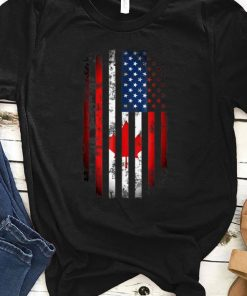 Top American Canadian Canada USA Flag Happy National Day shirt 1 1 247x296 - Top American Canadian Canada USA Flag Happy National Day shirt