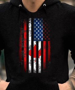 Top American Canadian Canada USA Flag Happy National Day shirt 2 1 247x296 - Top American Canadian Canada USA Flag Happy National Day shirt