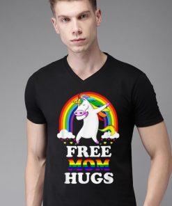 Top Free Mom Hugs Unicorn LGBT Pride Rainbow shirt 2 1 247x296 - Top Free Mom Hugs Unicorn LGBT Pride Rainbow shirt