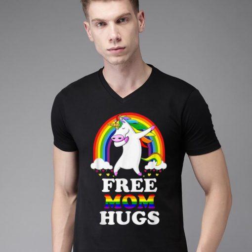 Top Free Mom Hugs Unicorn LGBT Pride Rainbow shirt 2 1 510x510 - Top Free Mom Hugs Unicorn LGBT Pride Rainbow shirt