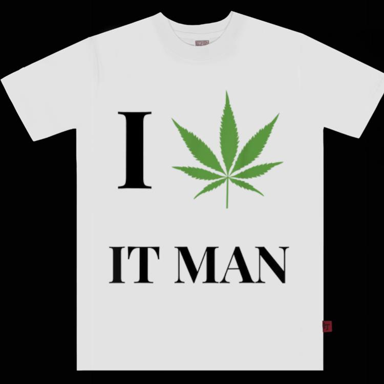 Top I Love It Man Thanks Giving Weed Canada Politics 420 shirt