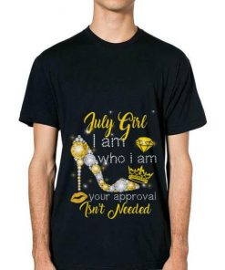Top July Girl I Am Who I Am Your Approval Isn t Needed Diamond shirt 2 1 247x296 - Top July Girl I Am Who I Am Your Approval Isn't Needed Diamond shirt