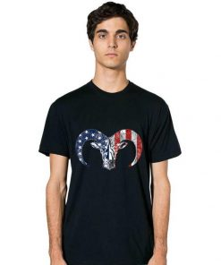 Top USA American Flag Dot Art Ram Head And Horn 4th Of July Hunting Independence Day shirt 2 1 247x296 - Top USA American Flag Dot Art Ram Head And Horn - 4th Of July Hunting Independence Day shirt