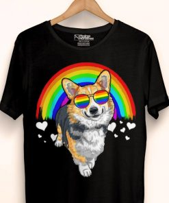 Welsh Corgi Rainbow Sunglasses Gay Pride LGBT Gifts shirt 1 1 247x296 - Welsh Corgi Rainbow Sunglasses Gay Pride LGBT Gifts shirt